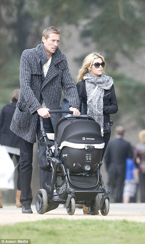 peter crouch y abbey clancy