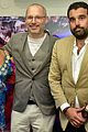 jada pinkett smith celebrates haute living cover in bright blue dress 03