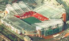 Old Trafford Stadium, Manchester, UK