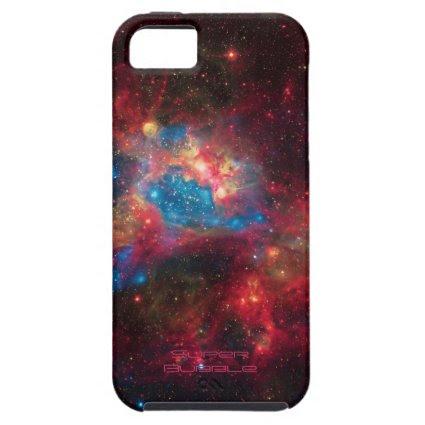 Large Magellanic Cloud Superbubble in nebula N44 iPhone 5 Cases