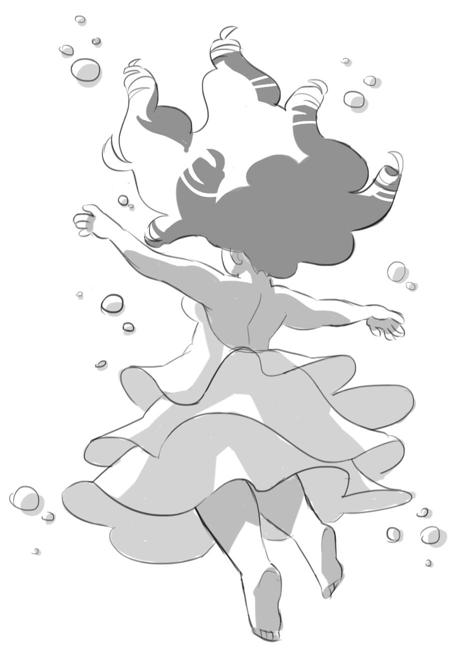 steven universe doodles