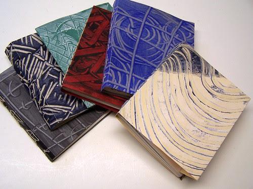 six little practice books