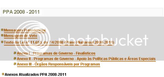 PPA 2008 - 2011