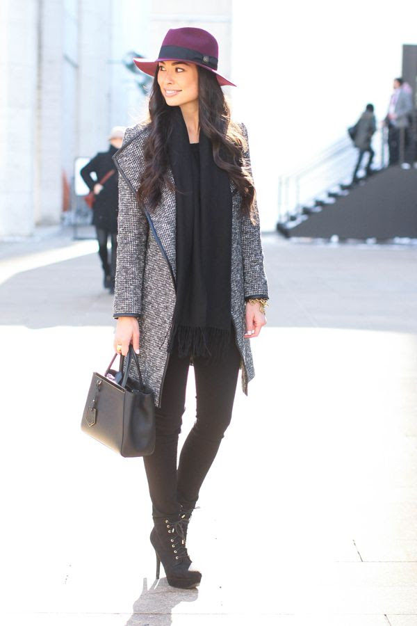 With Love From Kat - New York Fashion Week, Fall/Winter 2014-2015 -streetstyle - outfit -