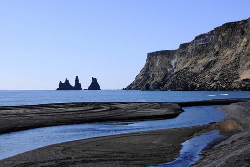 Atlantic coast, Iceland