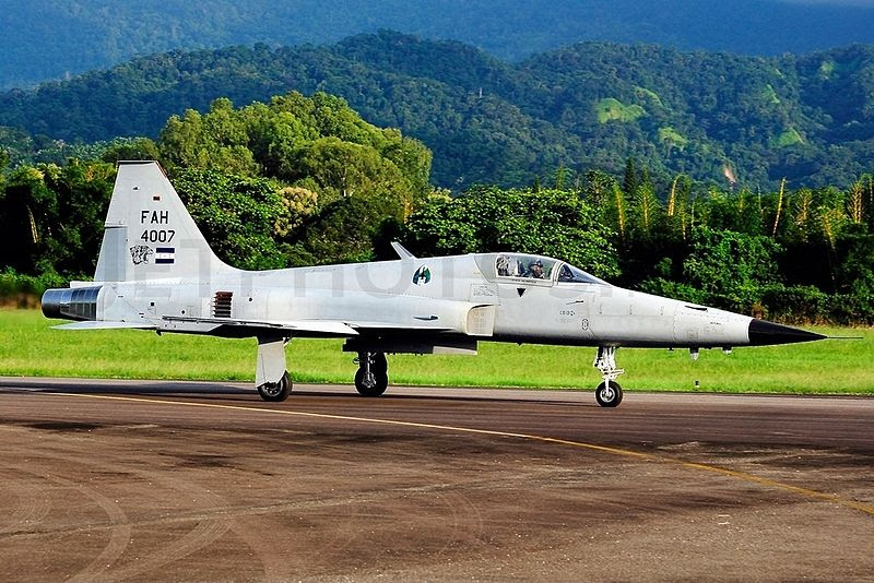 File:Northrop F-5E Tiger II, Honduras - Air Force JP7686981.jpg