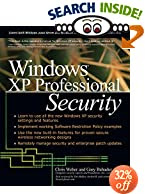Windows(R) XP Professional Security