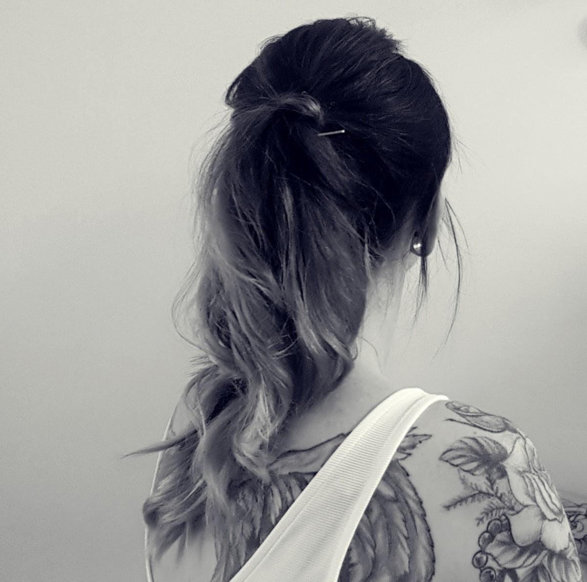 Haare Im Zopf Optisch Länger Wirken Lassen So Gehts Swanted
