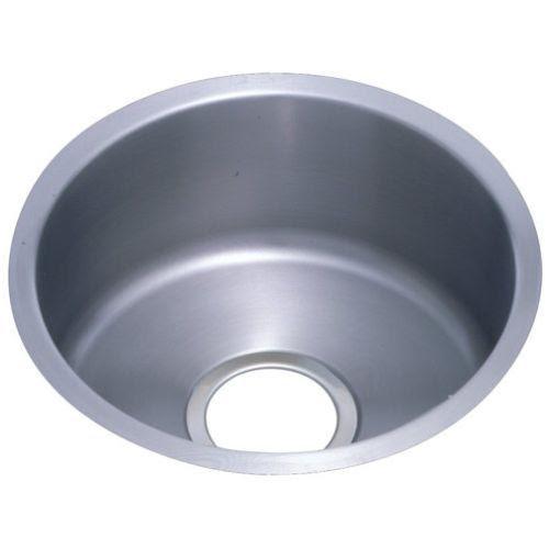 Elkay Mystic Undermount Bar Sink Eluh16fb Faucets Deluxe