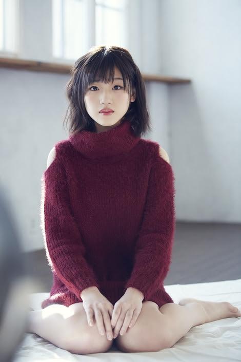 Models Collection : ( [HUSTLE PRESS] -  2017.02.27  Feature / Mirei Sasaki/佐々木美玲 : けやき坂46 かけのぼるまでまてない!( -番外編-/-Extra edition- ) )