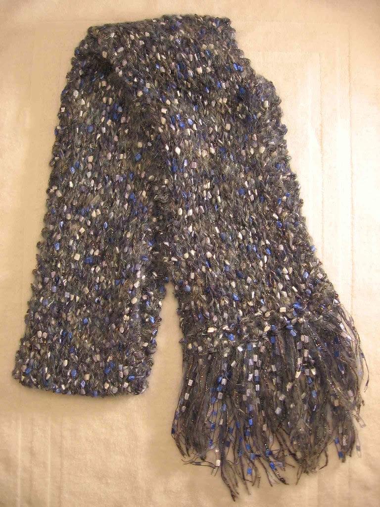 Moonlight scarf