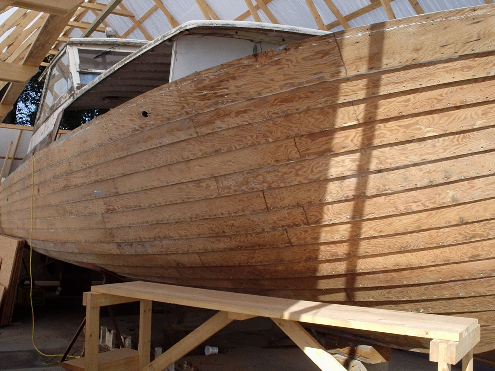 More Wooden boat building courses uk   Plan make easy to ...