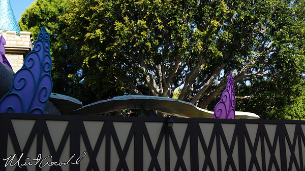 Disneyland Resort, Disneyland, Alice In Wonderland, Refurbishment, Refurb