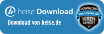 7-Zip, Download bei heise