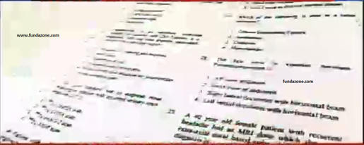 All India Medical PG entrance leaked photos 2012