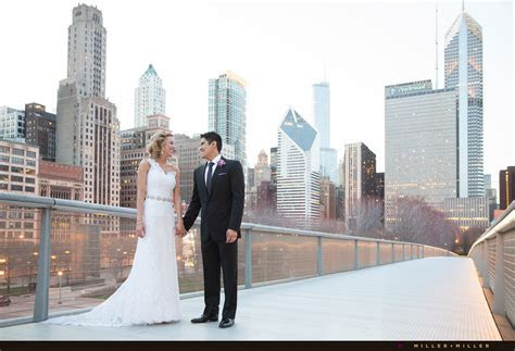 The Art Institute of Chicago   Modern Wing Weddings