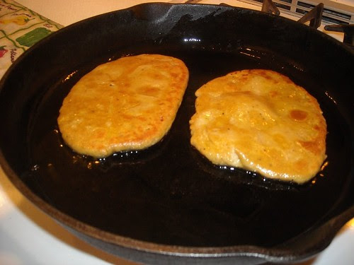 Sauteeing cutlets