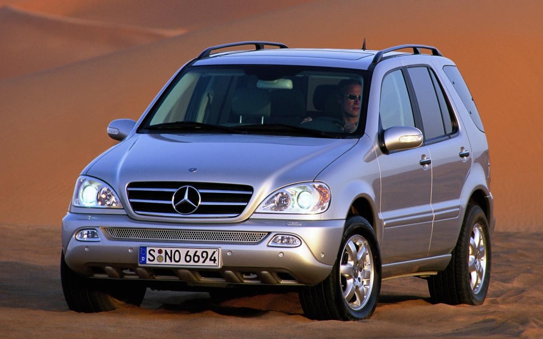 Recall Roundup: Mercedes-Benz Fixes M-Class Cruise Control ...