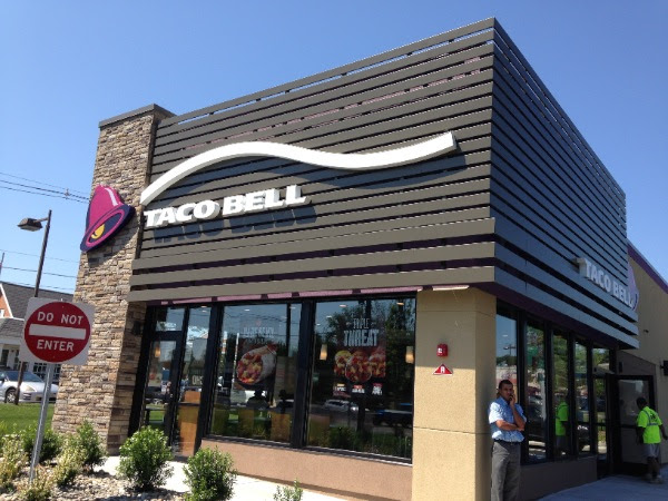 Taco Bell Opens On Route 35 Wordontheshore