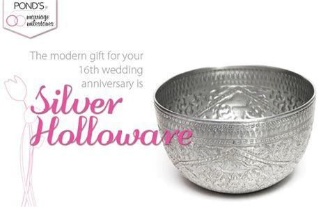 Silver Holloware Anniversary Gifts   Gift Ftempo