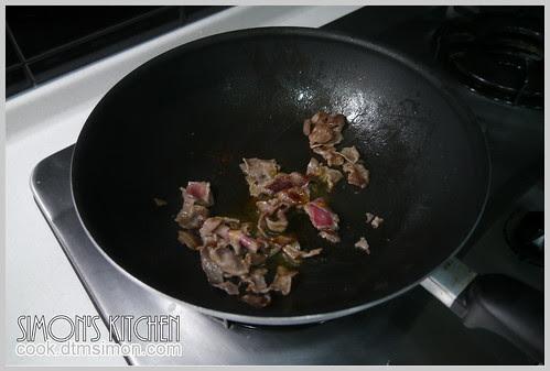 雪花牛肉炒泡麵03