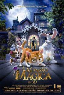 Baixar Filme A Mansão Mágica   Dublado Download