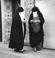 M'laya constantinoise - vêtement traditionnel algérien!