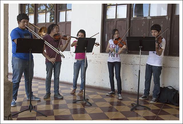 Liberia Music Students 7