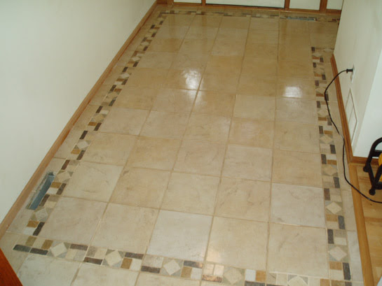 Tiled Entryways Pictures   Decorator Showcase : Home