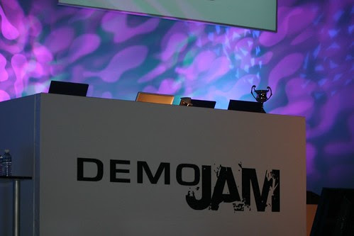 DemoJam de Thomas Jung