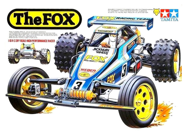 Tamiya - The Fox