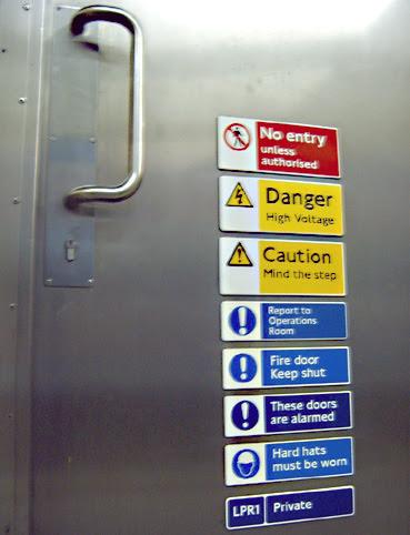 Most Dangerous Door on the London Underground