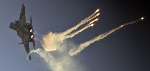 israeli-jet-fighter