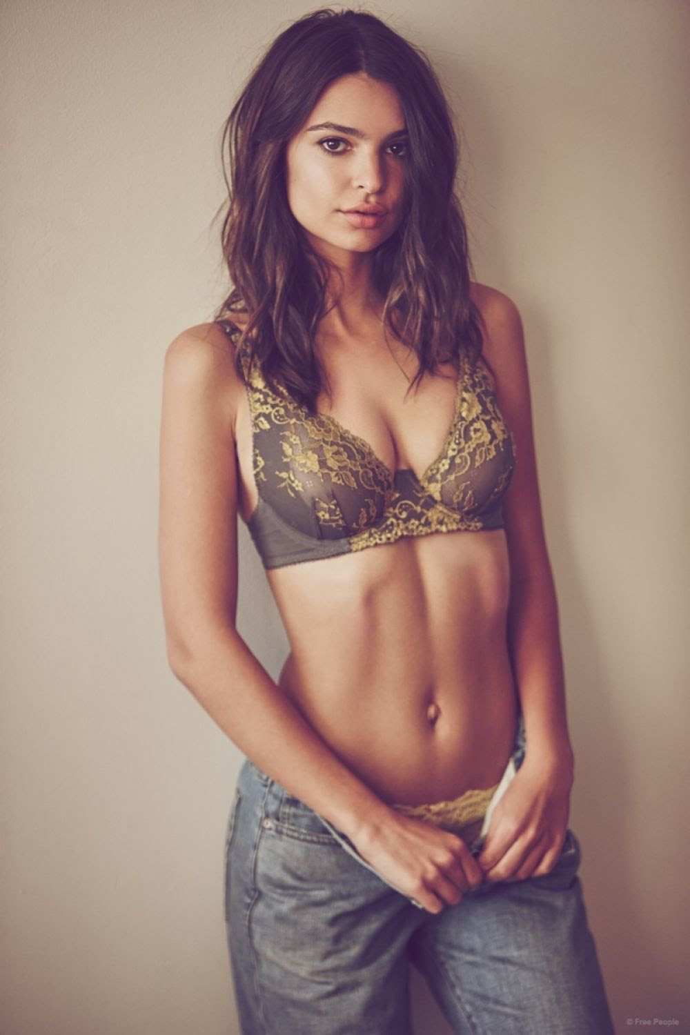 EMILY RATAJKOWSKI - Free People Lookbook