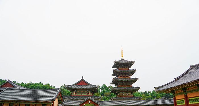 Scarlet Heart Palace Location