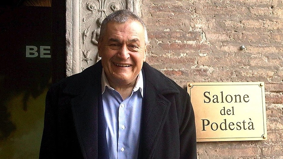 Tony Podesta is seen in this undated photo.