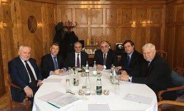 КАРАБАХ. Первый раунд переговоров Мамедъярова и Мнацканяна завершился в Женеве
