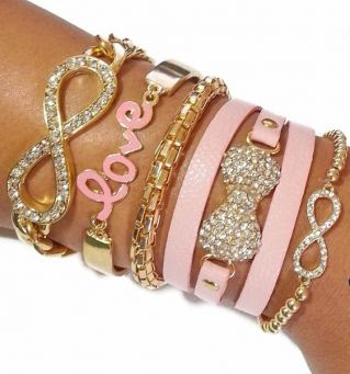 Wrist Stack Jewelry on Chiq