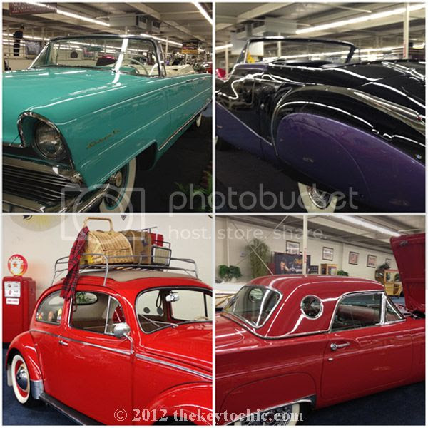 vintage cars, Imperial Palace Auto Collections