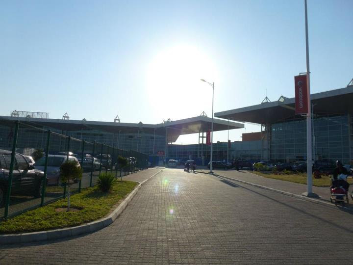 Completed Domestic & International Terminals, Mozambique