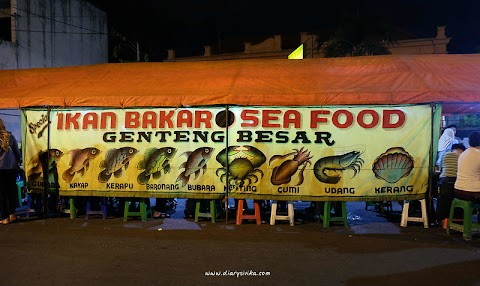 Seafood Genteng, Harus Sabar Antri (Surabaya)