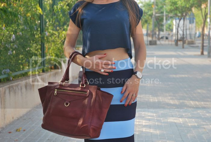 Pencil Skirt StreetStyle