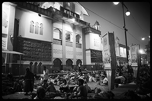 Ajmer Station During Urus Of Khwajah Garib Nawaz.. by firoze shakir photographerno1