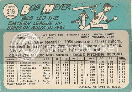 #219 Bob Meyer (back)