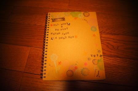 無印のリングノート 今日からできる自分磨きノートの作り方
