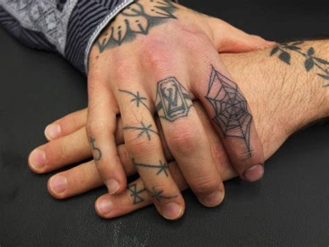 facts finger tattoos designs tattoos