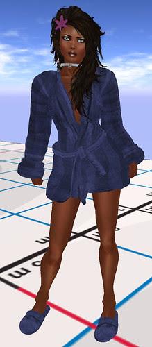 SF Design robe December 24 2010