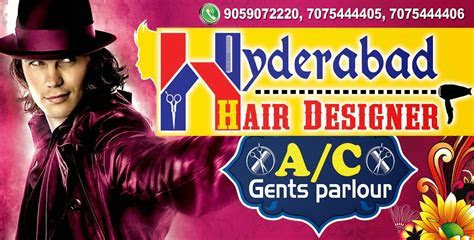 mens hair style banners   naveengfx