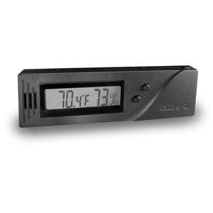 Caliber iii hygrometer owners manual