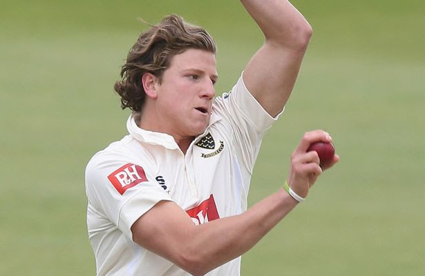 Sussex seam bowler Matthew Hobden has died at the age of 22